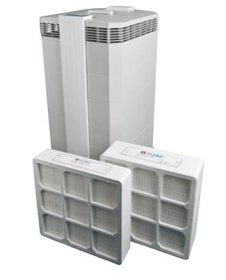 Refresh Smart Home IQAir HealthPro Series 01