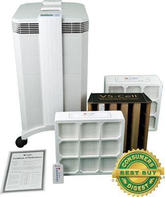 Refresh Smart Home IQAir HealthPro Series 03